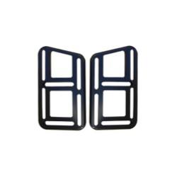 Jeu de platine support aluminium pour cales adjustable pour XFS et XFR 2015