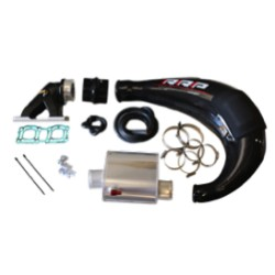 RRP high performance exhaust system