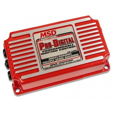 Boitier programmable MSD Total Loss