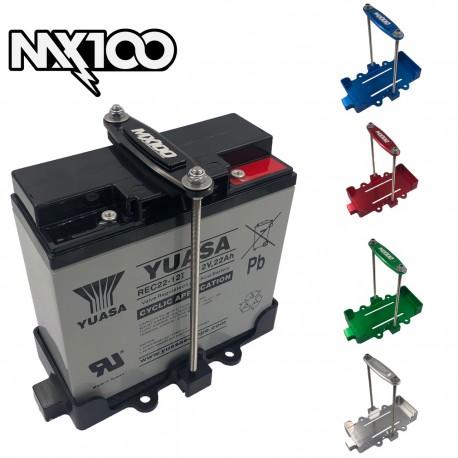 Bac à batterie MX100
