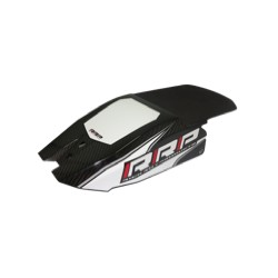 Chin pad RRP Carbon look
