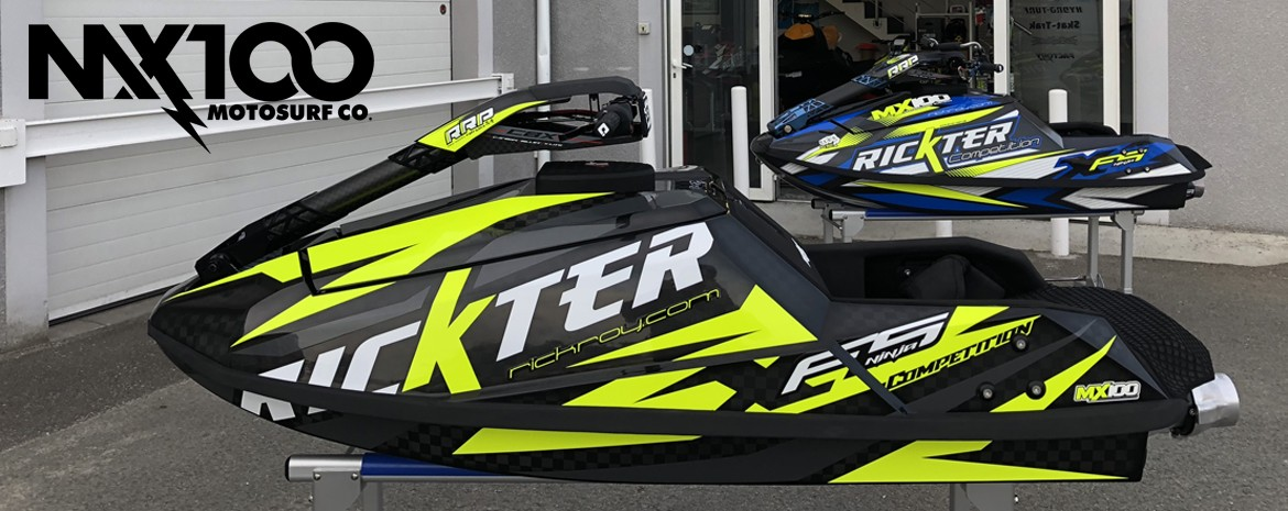 RRp textreme ride plate